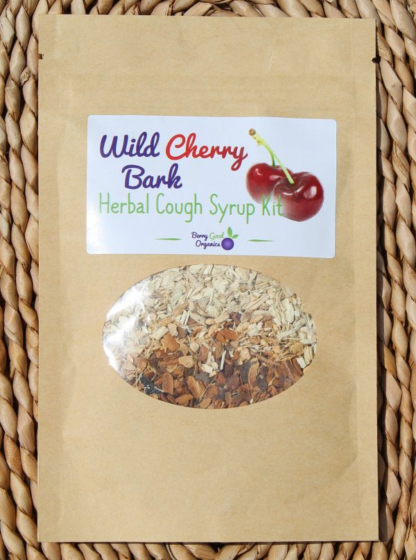 Herbal Cough Syrup Kit