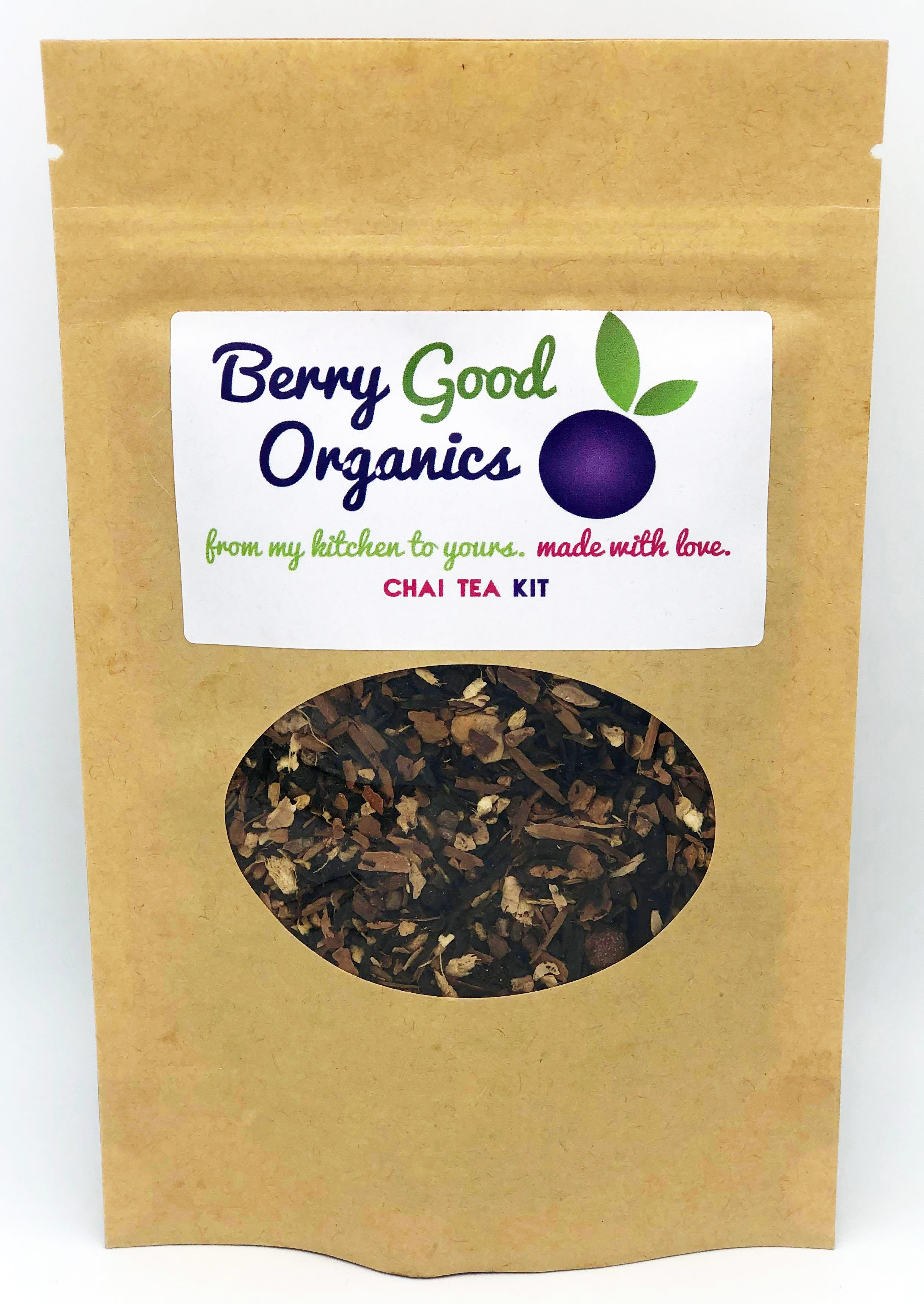 Chai Tea Concentrate Kit